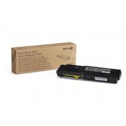 106R02231 Toner Jaune Xerox pour imprimante Phaser 6600 Workcentre 6605