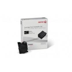108R00957 Toner Noir Xerox x 6 pour imprimante Colorqube 8870