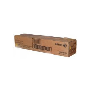006R01450 Toner Jaune Xerox pour imprimante Workcentre 7655, 7665, 7675, DocuColor 240, 240, 242, 250, 252, 260