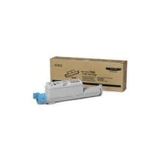 106R01218 Toner Cyan Xerox pour imprimante Phaser 6360