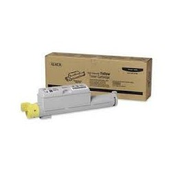 106R01220 Toner Jaune Xerox pour imprimante Phaser 6360
