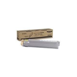 106R01152 Toner Jaune Xerox pour imprimante Phaser 7400