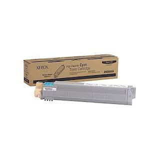 106R01077 Toner Cyan Xerox pour imprimante Phaser 7400