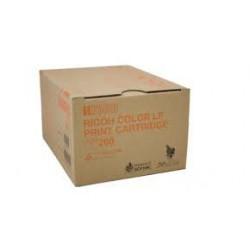 Cartouche de toner Ricoh Type 260 Jaune 888447 210g pour copieur CL 7200. 7300. 7528. 7535