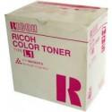 Cartouche de toner Ricoh Type L1 Magenta 887902 270g pour copieur 6010. 6110. 6513