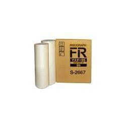 S-2667 - 2 unités Master (FR B4 VE) pour Riso FR 3910, 3950