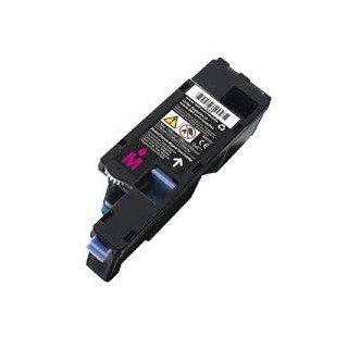 Cartouche de toner Dell 1350cnw Magenta 1,4k HC (XMX5D) pour imprimante Dell 1350cnw, 1250c, 1355, C1760, C1765