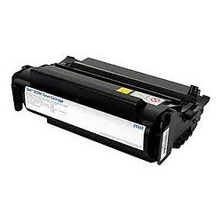 Cartouche de toner Dell S2500 Noir LC 5k (2Y668) pour imprimante Dell S2500