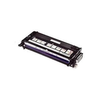 Cartouche de toner Dell 2145cn Noir LC 2,5k (593-10372) pour imprimante Dell 2145cn