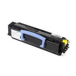 Cartouche de toner Dell 1700 Return Noir LC 3k (593-10040) pour imprimante Dell 1700, 1700n, 1710, 1710n