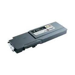 Cartouche de toner Dell C3760n Noir 3k LC (593-11111) pour imprimante Dell C3760n, C3760dn, C3765dnf