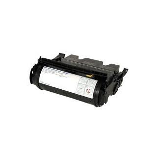 Cartouche de toner Dell 1235cn Noir LC 1,5k (N012K) pour imprimante Dell 1235cn