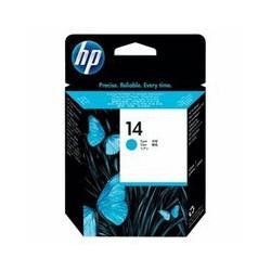 C4921AE Tête d'impression imprimante HP n° 14 Cyan