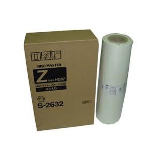 Master Riso S-5467E HD A3, Z-Type 87 VE 2 unités pour RZ970, RZ 1070 RZ977, MZ970, MZ1070