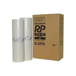 Master Riso (S-3379) A3 VE 2 unités pour RP37XX, RP35XX, FR-Series A3