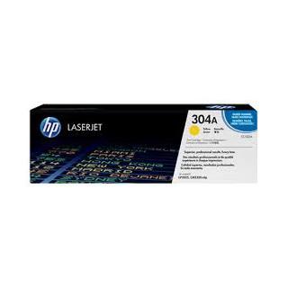 CC532A Toner Jaune imprimante HP Color Laserjet CP2025 CM2320
