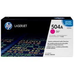 CE253A Toner Magenta imprimante HP Color Laserjet CM3530 CP3520 et CP3525