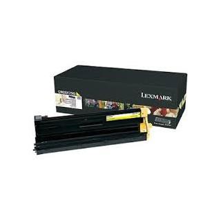 C925X75G Tambour Jaune (Photoconducteur Unit) pour imprimante Lexmark C925, X925