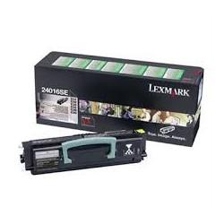 24016SE Toner Noir pour imprimante Lexmark E232/ E330/ E332 /E342