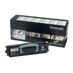 34016HE Toner Noir pour imprimante Lexmark E232/ E330/ E332 /E342