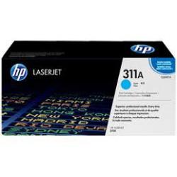 Q2681A Toner Cyan imprimante HP Color Laserjet 3700/d/dn/dtn/n