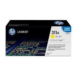 Q2682A Toner Jaune imprimante HP Color Laserjet 3700/d/dn/dtn/n