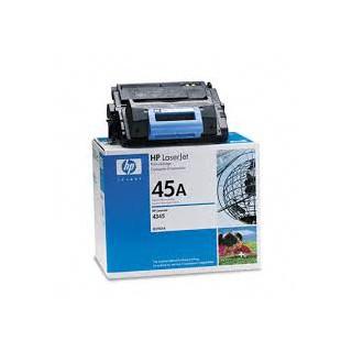 Q5945A Toner Noir imprimante HP Laserjet Noir et blanc 4345MFP