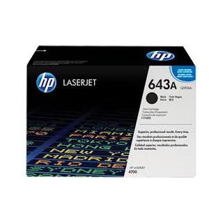 Q5950A Toner Noir imprimante HP Color Laserjet 4700