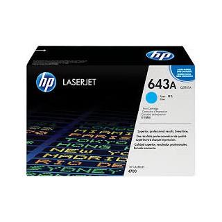 Q5951A Toner Cyan imprimante HP Color Laserjet 4700