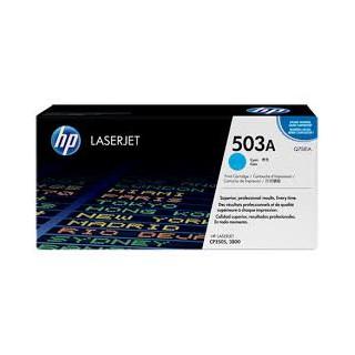 Q7581A Toner Cyan imprimante HP Color Laserjet 3800 CP3505