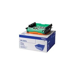DR 321CL Tambour pour imprimante Brother DCP L8400 L8450, HL L8250 L8350 L9300, MFC L8650 L8850 L9550