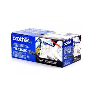 TN-135BK Toner Noir pour imprimante Brother DCP 9040 HL 4040 HL 4050 MFC 9445 MFC 9840