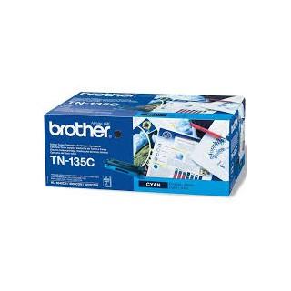 TN-135C Toner Cyan pour imprimante Brother DCP 9040 HL 4040 HL 4050 MFC 9445 MFC 9840