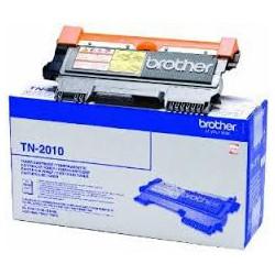 TN 2010 Toner noir pour imprimante Brother DCP 7055/7057 HL 2130/2132/2135