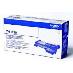 TN-2210 Toner noir pour imprimante Brother DCP-7060/7065/7070, HL-2240/2250/2270, MFC-7360/7460/7860, FAX-2840/2940