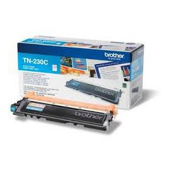 TN-230C Toner Cyan pour imprimante Brother DCP-9010, HL-3140/3070 MFC-9120/9320