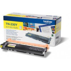 TN-230Y Toner Jaune pour imprimante Brother DCP-9010, HL-3140/3070 MFC-9120/9320