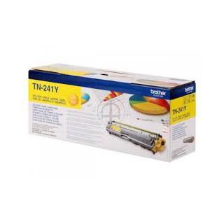 TN 241Y Toner Jaune pour imprimante Brother DCP-9020 HL-3140/3150/3170 MFC-9140/9330/9340