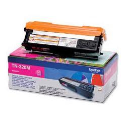 TN 320M Toner Magenta pour imprimante Brother DCP-9055/9270, HL-4140/4150/4570, MFC-9460/9465/9970