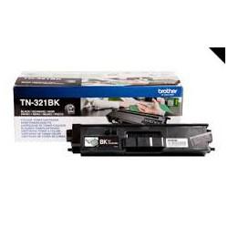 TN 321BK Toner Noir pour imprimante Brother L8250 et autres