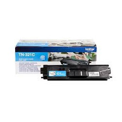 TN 321C Toner Cyan pour imprimante Brother DCP L8400/L8450 HL 8250/8350 MFC L8650/L8850