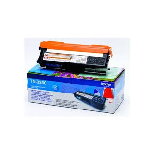 TN 325C Toner Cyan pour imprimante Brother DCP-9055/9270, HL-4140/4150/4570, MFC-9460/9465/9970