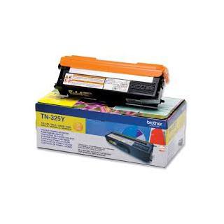 TN 325Y Toner Jaune pour imprimante Brother DCP-9055/9270, HL-4140/4150/4570, MFC-9460/9465/9970