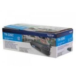 TN 326C Toner Cyan pour imprimante Brother DCP-L8400/L8450, HL-L8250/L8350, MFC-L8650/L8850
