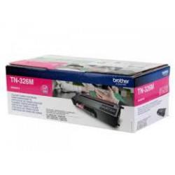 TN 326M Toner Magenta pour imprimante Brother DCP-L8400/L8450, HL-L8250/L8350, MFC-L8650/L8850