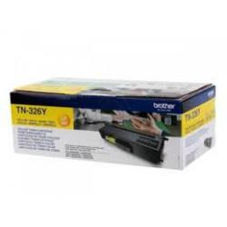 TN 326Y Toner Jaune pour imprimante Brother DCP-L8400/L8450, HL-L8250/L8350, MFC-L8650/L8850