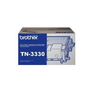 TN-3330 Toner Noir pour imprimante Brother DCP-8110/8250, HL-5440/5450/5470/6180 MFC-8510/8520/8950
