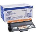 TN 3380 Toner noir pour imprimante Brother DCP-8110/8150/8155/8250, HL-5440/5450/5470/6180, MFC-8510/8520/8710/8910/8950