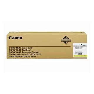 0255B002 C-EXV16/17 Tambour Jaune pour copieur Canon 60K