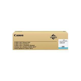 0257B002 C-EXV16/17 Tambour Cyan pour copieur Canon 60K